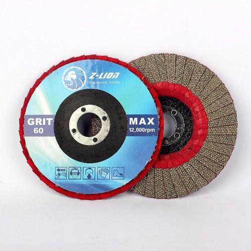 Diamond Grinding Wheel Flap Disc