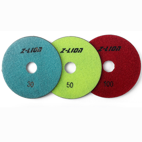 Hot Sale Vacuum Brazed Diamond Floor Grinding Pad Disc