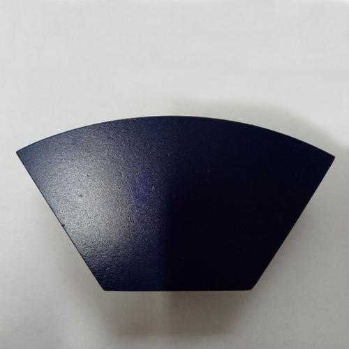 ZL-22D Fan-Shape Metal Bond Floor Pads