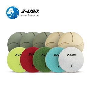 z-lion 16K1-5 steps polishing pads