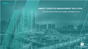 Smart Logistics Management Solution