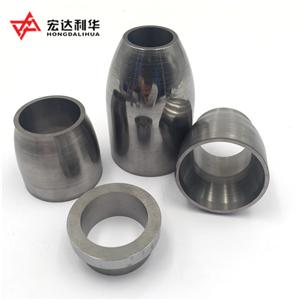 High Wear Resistance Polished Tungsten Carbide Sleeve And Bushing