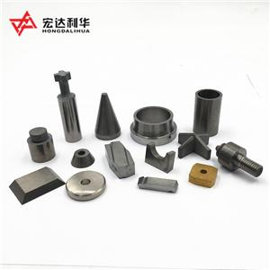Customized Cemented Carbide Cutting Tools With High Precision