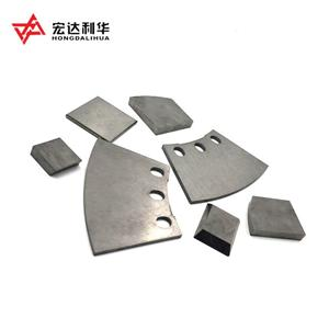Nonstandard Cemented Carbide Tips for Cutting industry