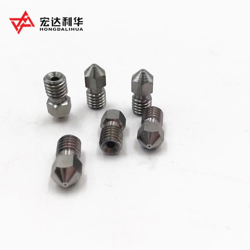 Tungsten Carbide 3D Printer Nozzles
