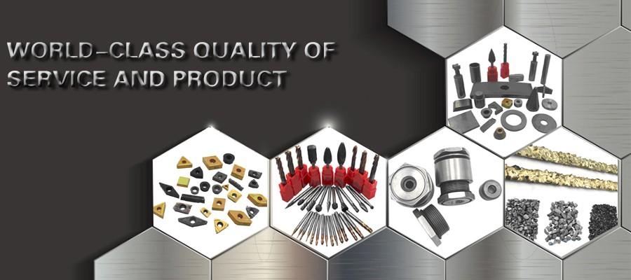Tungsten Carbide Customized Cutters