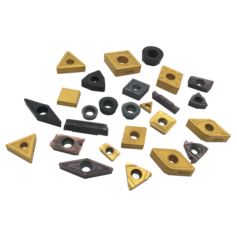 Tungsten Carbide CNC Inserts