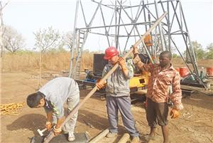 Nigeria United Mining Group Bought Drill Pipe Form Our Company