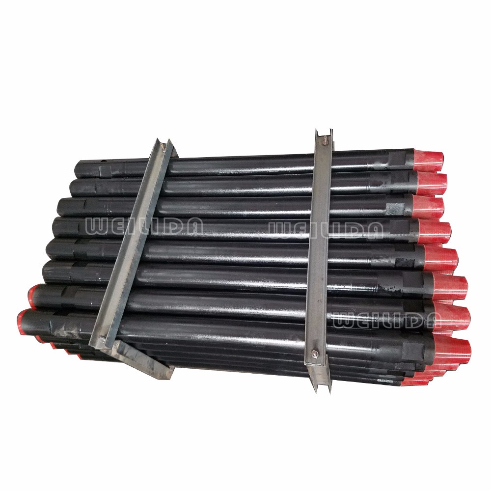 China drill pipe for mining, coring drill pipe Factory, api drill pipe tool joint Factory