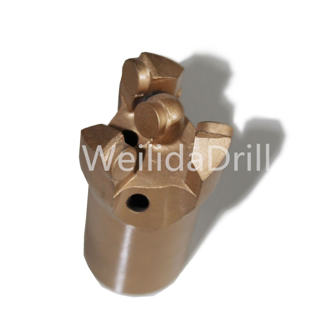 Cheap PDC Drill Bit impregnated diamond core drill bit, nq hq pq diamond coring drill bit Factory