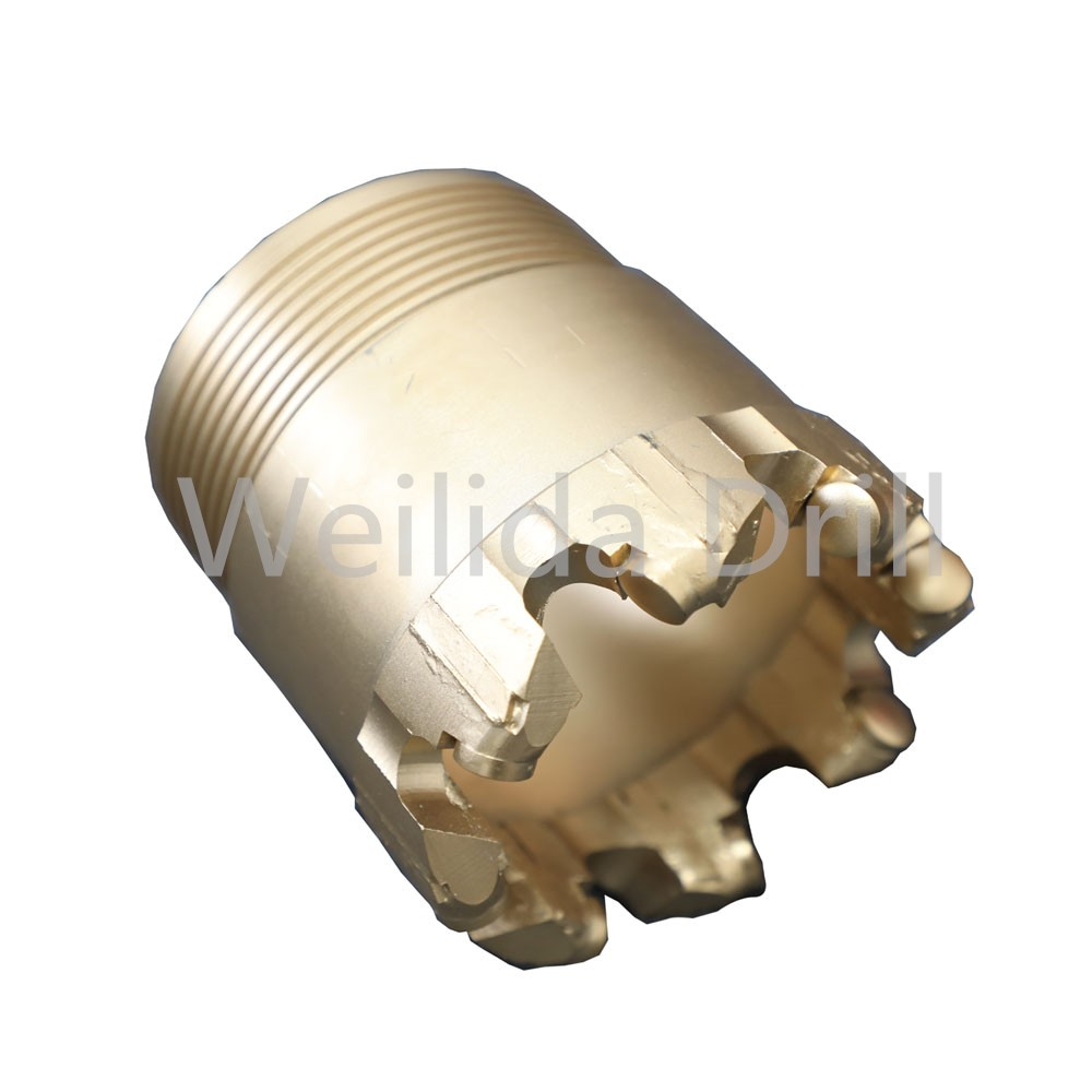 PDC Coring Bit, impregnated diamond core drill bits