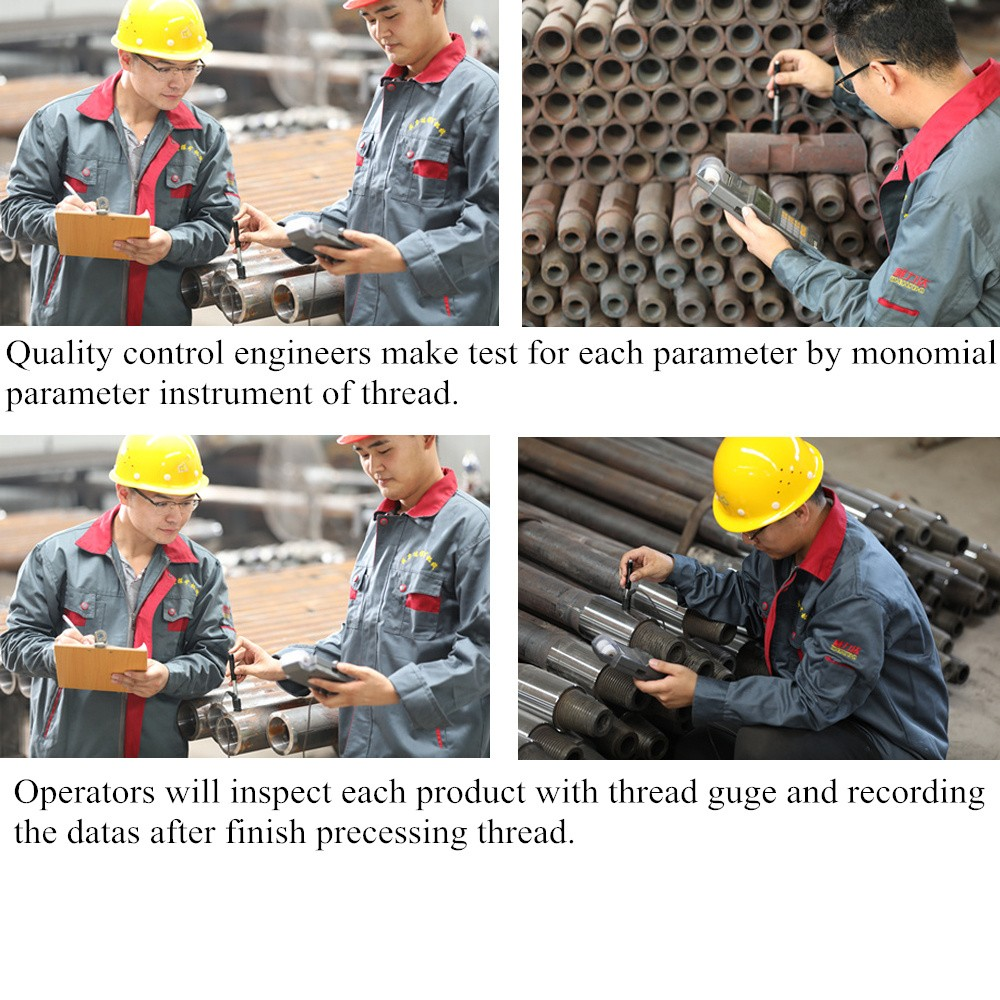 mining drill pipe Factory