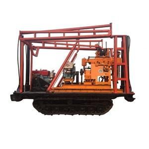 Crawler Type Drill Rig