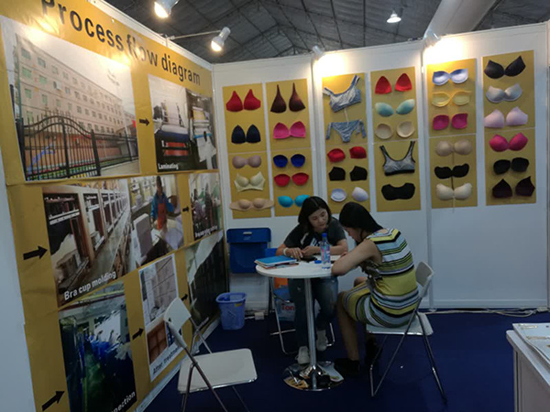 In Vietnam Secc Booth