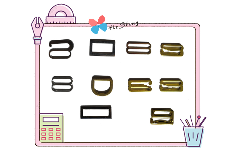 bra adjustable rings