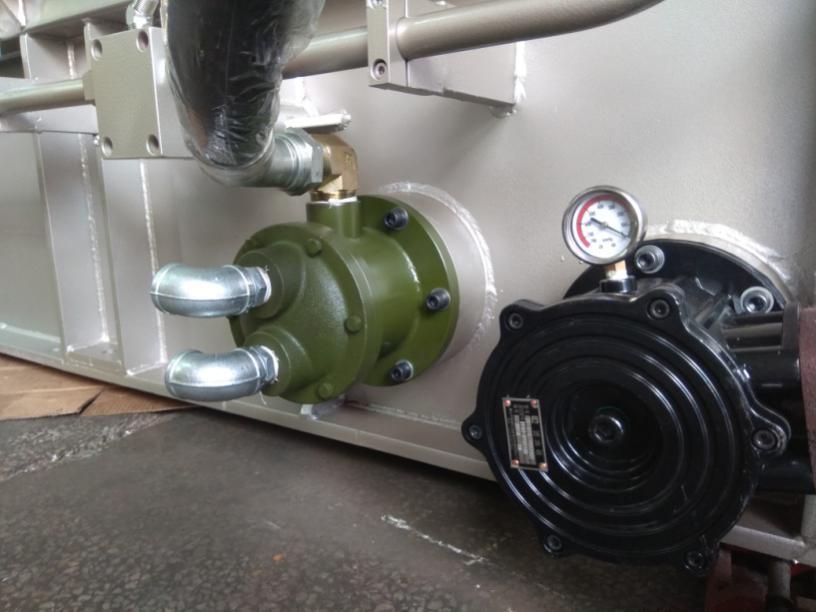 cold die casting machine
