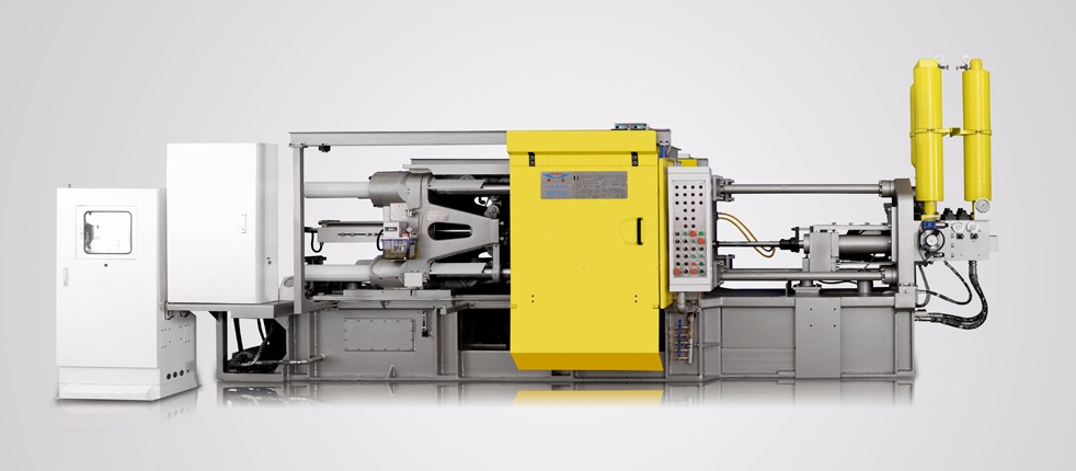 300 ton cold chamber die casting machine
