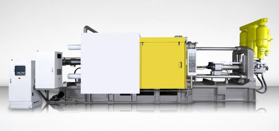 500 ton die casting machine for aluminium alloy