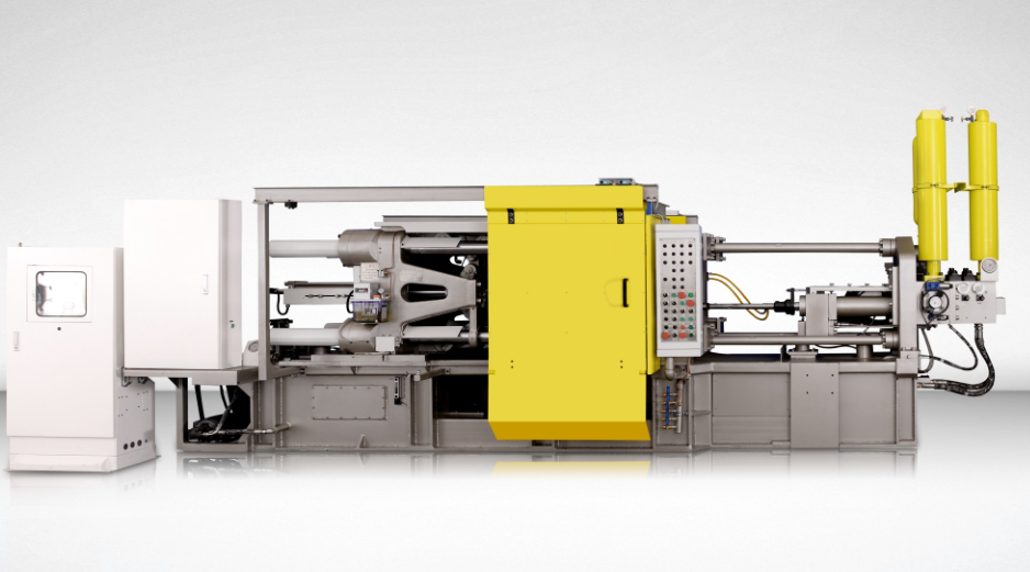 400 ton cold chamber die casting machine