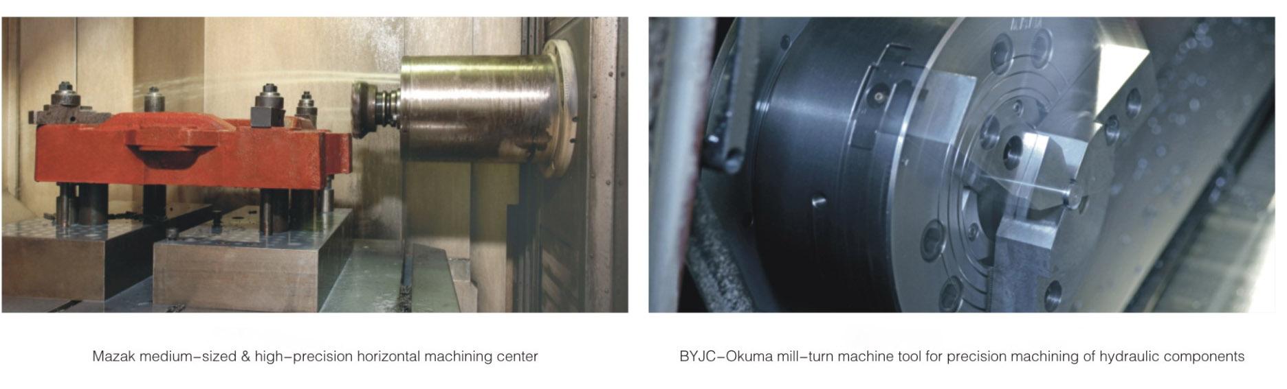 high pressure die casting machine