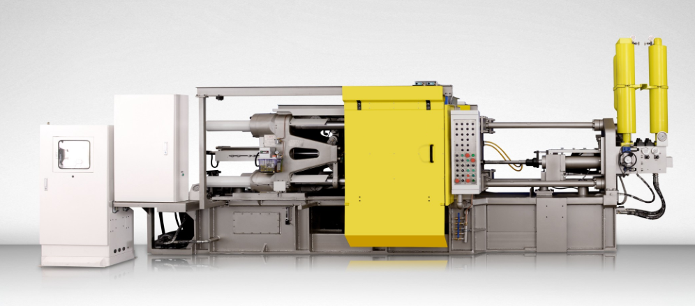 2000 Ton die casting machine