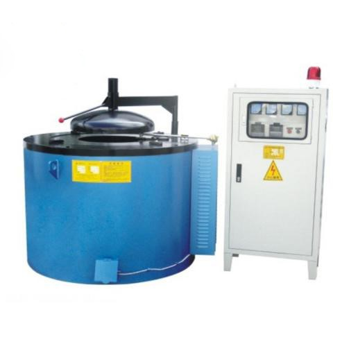 Crucible type electric furnace