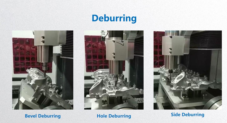 Intelligent automatic die casting deburring machine Manufacturers, Intelligent automatic die casting deburring machine Factory, Supply Intelligent automatic die casting deburring machine