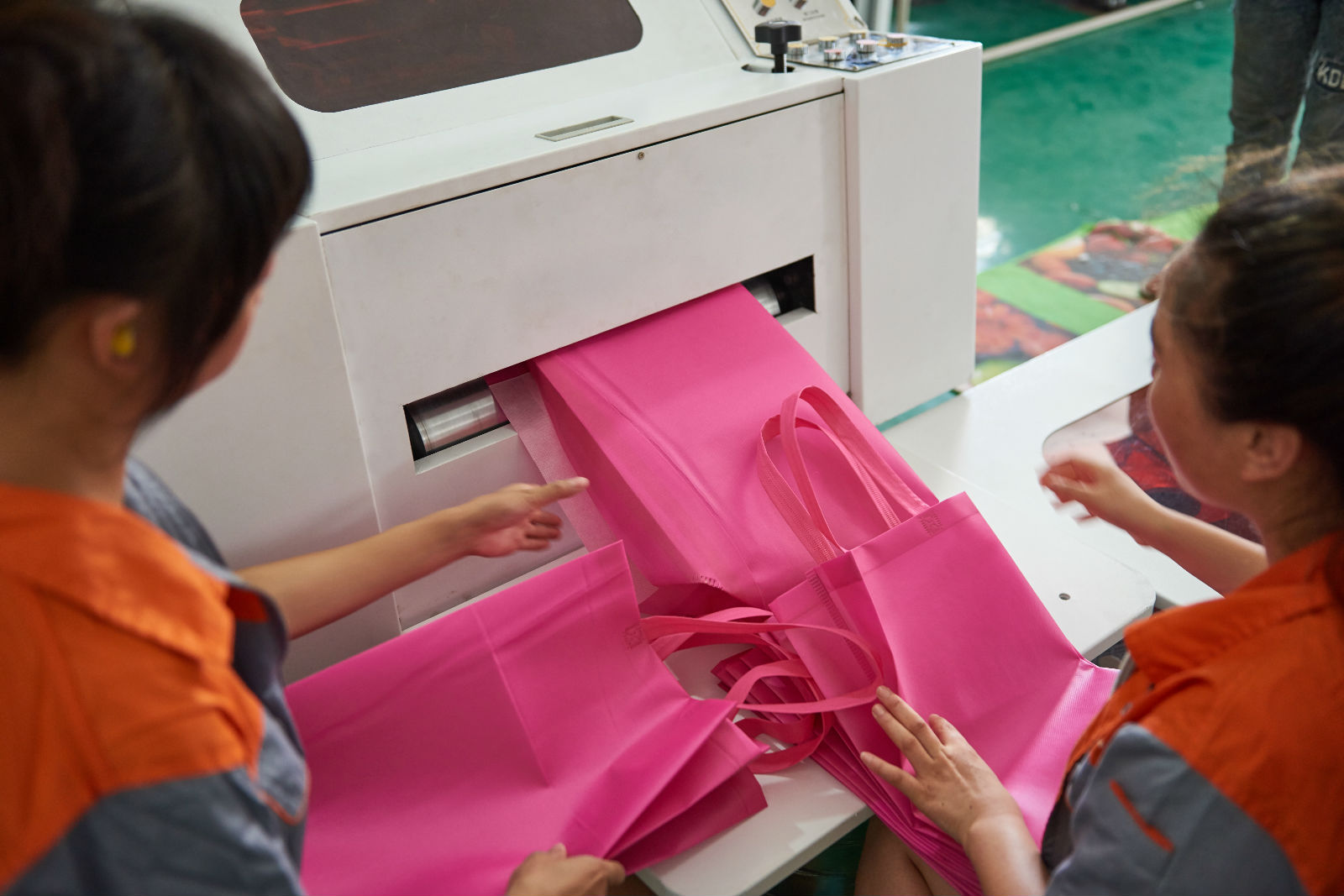 Non-woven Fabric Raw Material For Shopping Bag