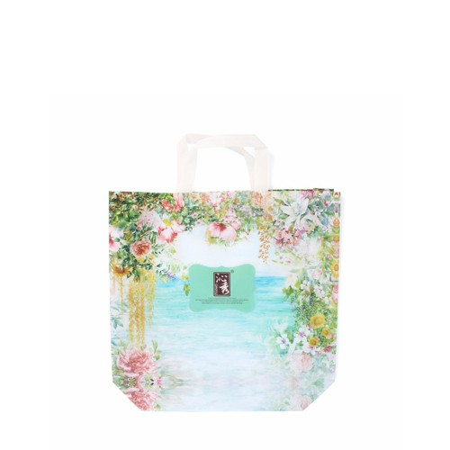 Eco Friendly Pp Colorful Nonwoven Packing Bag