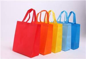 china supplier wholesale non woven fabric carry shopping bag