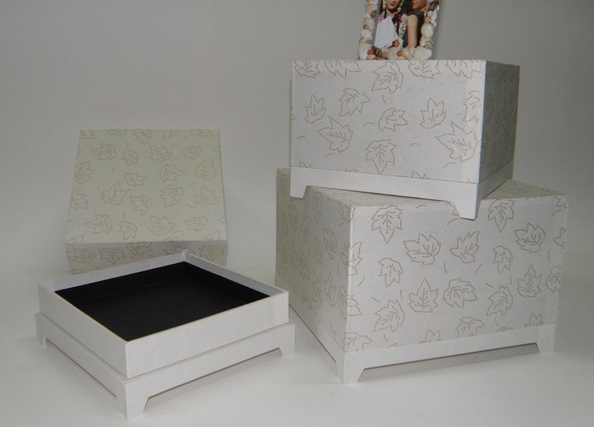 Fancy Paper Packaging Box