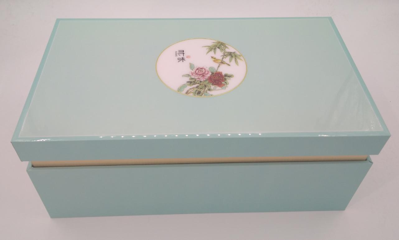 Stoving Varnish Packaging Box