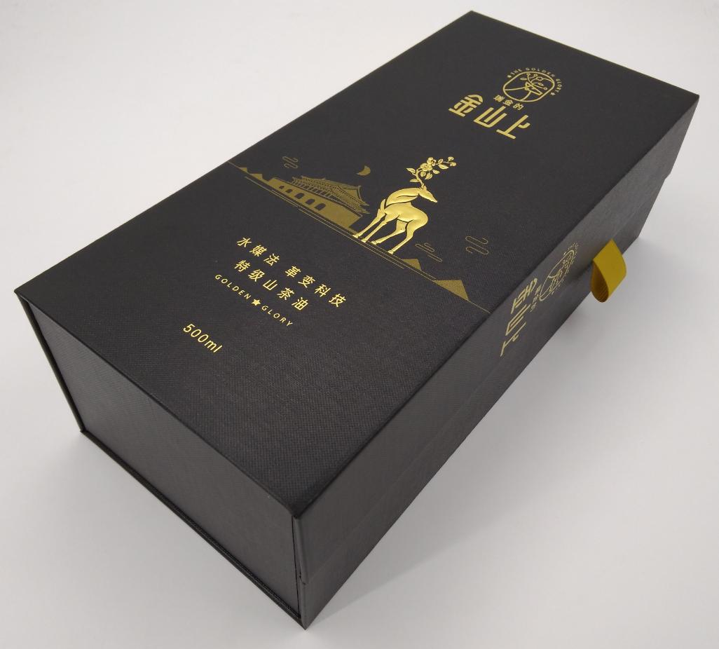 Gift box with eva tray