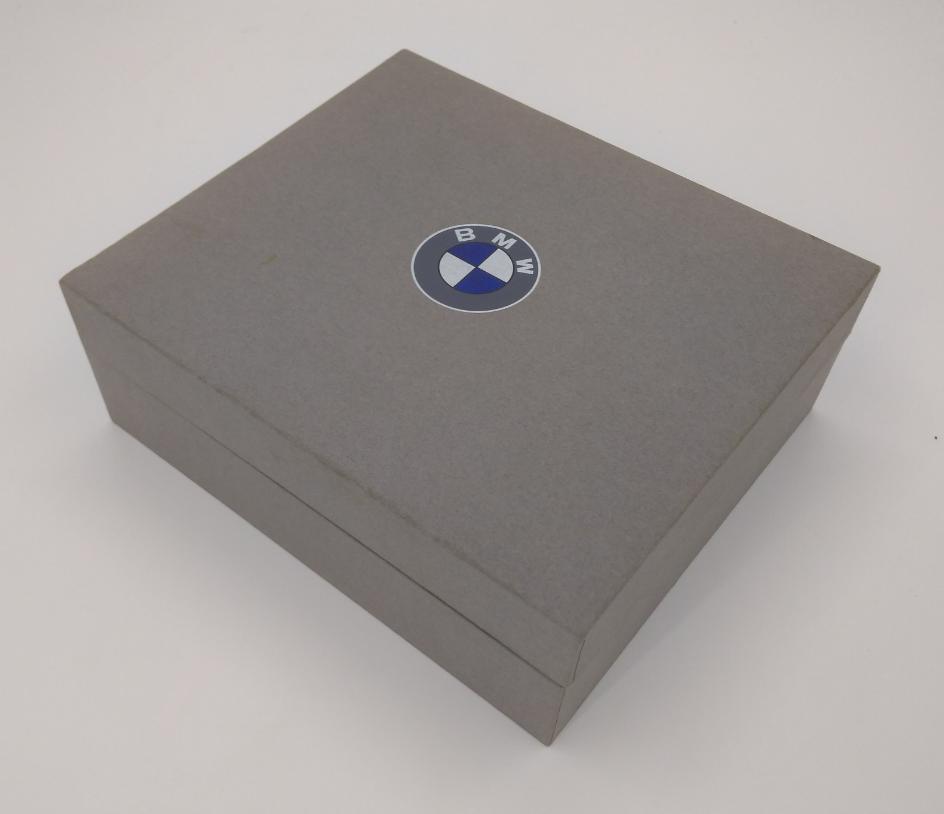 Watch presentation box