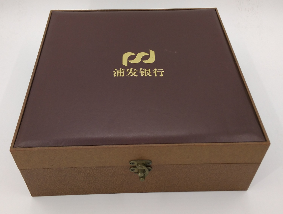 Pu packaging gift box