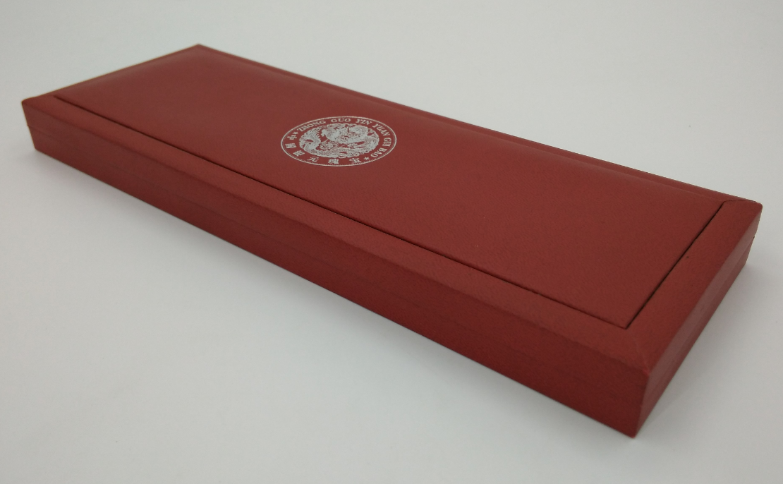 Cheap leather gift box manufacturers