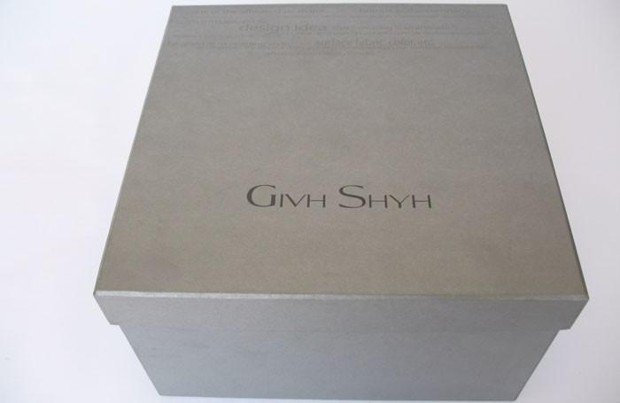 Shoe box gift