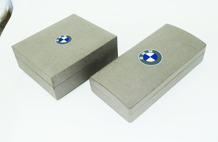 Watch box paper