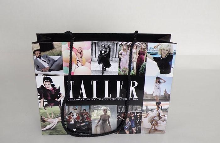Paper Bag Custom Print Manufacturers, Paper Bag Custom Print Factory, Supply Paper Bag Custom Print