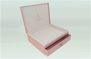 Luxury Packaging Drawer Box