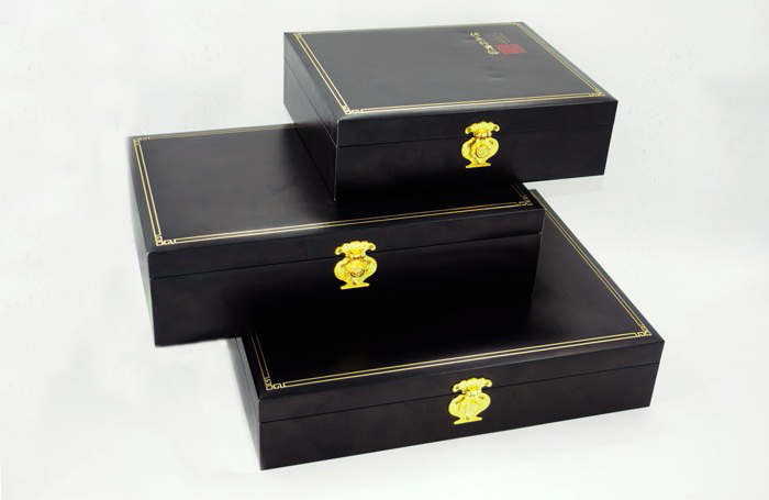 Presentation packaging box