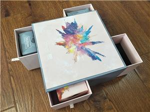 New drawer paper box! Excellent design of food gift box.