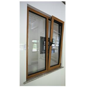 Thermal Break Aluminium Tilt And Turn Window Manufacturers and Factory