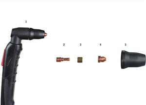 Plasmaschneidbrenner Cebora