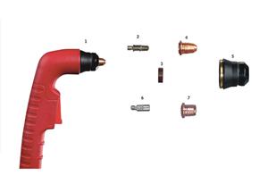 Torche de coupage plasma Trafimet