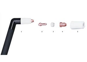 Plasmaschneidbrenner WSD