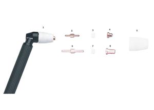 Plasmaschneidbrenner Esab