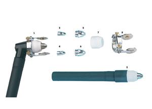 Panasonic soplete cortador de plasma
