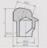 electrode head,electrode tip,spot Welding Machine