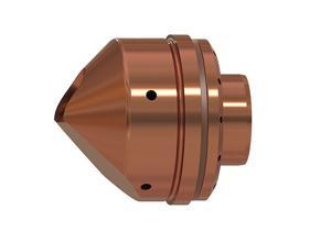 Accesorios de corte Tapa de retención de la boquilla del cortador de plasma Shield Cup